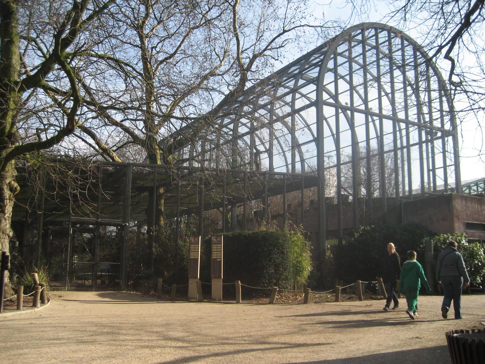 Zoo Antwerpen – Swampaviary