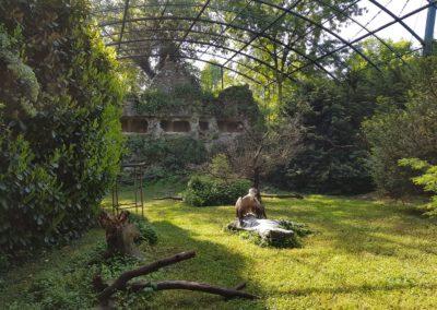 Zoo Zagreb - Vulture aviary